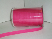 Fuchsia Double Fold Bias Tape 50 Yds. 1.3cm