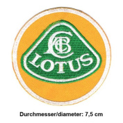 LOTUS Sport Racing LOTUS Sport Racing Patch Sew Iron on Embroidered