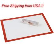 Non-stick Silicone Baking Mat Baking Liner Sheet Heat Resistant Mat 24*40cm
