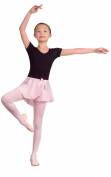 Children's Georgette Mock Wrap Skirt