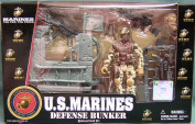 Marines USMC Defence Bunker Action Figures