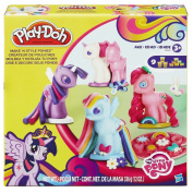 Play Doh My Little Pony Ponies Toys