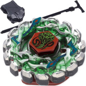 Beyblade Poison Serpent SW145SD Metal Fusion STARTER SET w/ Launcher & Ripcord