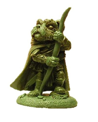 Dark Sword 28mm Miniature Visions in Fantasy Abigale Schnauzer Ranger