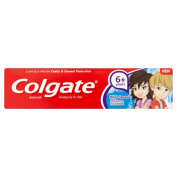 Colgate Palmolive 6 Plus Years Smiles Toothpaste