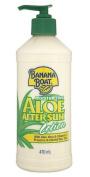Banana Boat Moisturising Aloe After Sun Lotion With Aloe Vera & Vitamin E Preserve & Extend Your Tan 470 ml