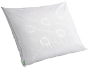 Clean Rest Premium Water-Resistant, Allergy and Bed Bug Blocking Pillow Encasement, King