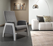 Ultramotion by Dutailier California Glider, Grey