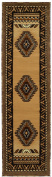 Rugs 4 Less Collection Southwest Native American Indian Area Runner Rug Design R4L 143 Beige / Berber