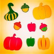 GelGems Pumpkin Patch Small Bag Gel Clings