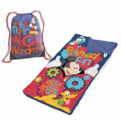 Disney Mickey Mouse Sling Bag Slumber Set