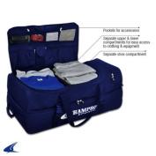 CHAMPRO Sports® Ultimate Catcher / Umpire Equipment Bag w/ Detachable Mesh Laundry Bag