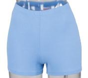 Boy-cut Briefs Columbia Blue