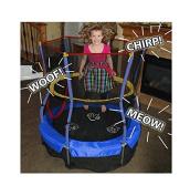 Skywalker Bounce-N-Learn Trampoline, 140cm Round