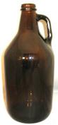 Amber 0.9l Glass Jug