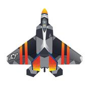 SkyMax 90cm Fighter Jet Kite w/Handle & Line by X-Kites