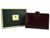 Top Quality LADIES ITALIAN LEATHER PURSE WALLET Visconti MONZA Gift Boxed in 2 Colours