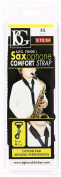 BG S12SH Alto Saxophone Strap for Children
