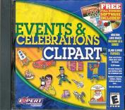 Events & Celebrations ClipArt