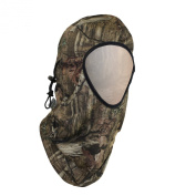 Turtle Fur Hunting - Comfort Shell Titan, Lightweight Adjustable Balaclava