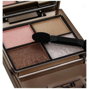 Kanebo Lunasol Eye Shadow Sheer Contrast Eyes 01 Coral Coral