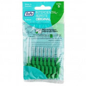 Tepe Size 5 0.8 mm Interdental Brush Original - Pack of 4, Total 32
