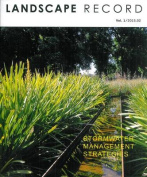 Landscape Record: Stormwater Management Strategies