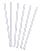 Tervis Tumbler Straight 28cm Clear Straws Set of 6