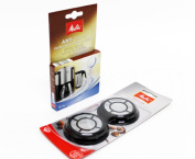 Melitta Permanent Padfilter with Melitta Cleaning Tablets By Spares+