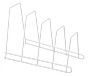 Metaltex 360204 Sector Tray Holder with 4 Sections