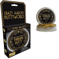 Crazy Aaron's Thinking Putty Metallic Good As Gold 45ml Novelty