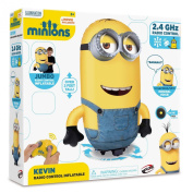 Despicable Me Radio Controlled Inflatable Kevin With Sounds