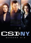 CSI New York: Seasons 4-6 [Region 2]