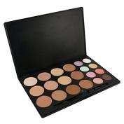 Aexge 20 Colours Professional Concealer Camouflage Foundation Makeup Palette Contour Face Contouring Kit