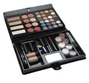 JUVITUS Large Artist Makeup Kit - Warm/Cool Colours