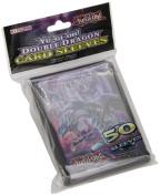 1 X Yu-Gi-Oh! - Double Dragon Card Sleeves - 50 Sleeves