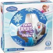 Franklin Sports Disney Frozen Size 3 Soft Foam Air Tech Soccer Ball - Kristoff/Sven