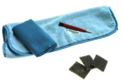 Brushed Titanium Scuff Scratch Removal Kit for Watches