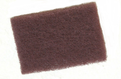 Satin / Brushed Refinishing Pad for Brushed Steel or Gold Watches