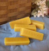 Beeswax (5 bars) 30ml each - Filtered Organic Pure Yellow Bees wax Cosmetic Grade