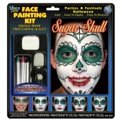 Wolf Novelties Face Painting Kit - Sugar Skull