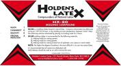 HX-80 Natural Liquid Latex Mould Making Rubber Five Gallon Bucket