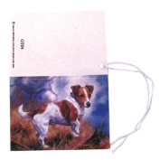 Gift Tags w/ String - Jack Russell