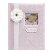 C.R. Gibson 5 Year Loose Leaf Baby Memory Book, Bella by C.R. Gibson