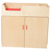 Wood Designs Deluxe Infant Care Centre - Natural