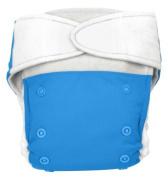 BabyKicks Premium Cloth Nappy Hook and Loop Closure, Azure by BabyKicks