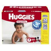 Huggies Snug & Dry Nappies - Size 3