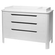 Sorelle Chandler 3 Drawer Dresser