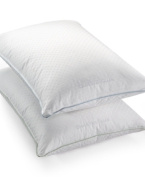 Charter Club Vail Collection 50% European Feather & 50% European Down Fill Soft Density King Pillow Bedding