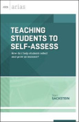 Teaching Students to Self-Assess